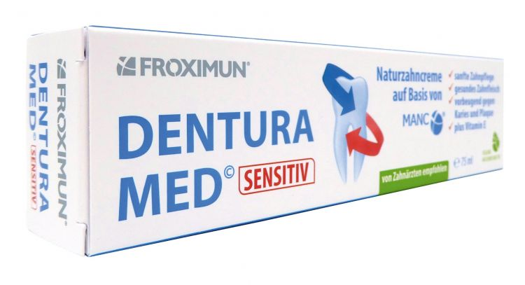 Toxaprevent Dentura Med Sensitive Toothpaste