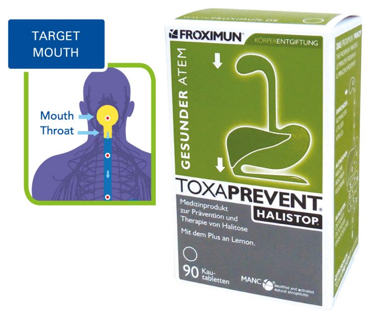 Toxaprevent HALISTOP Chewables
